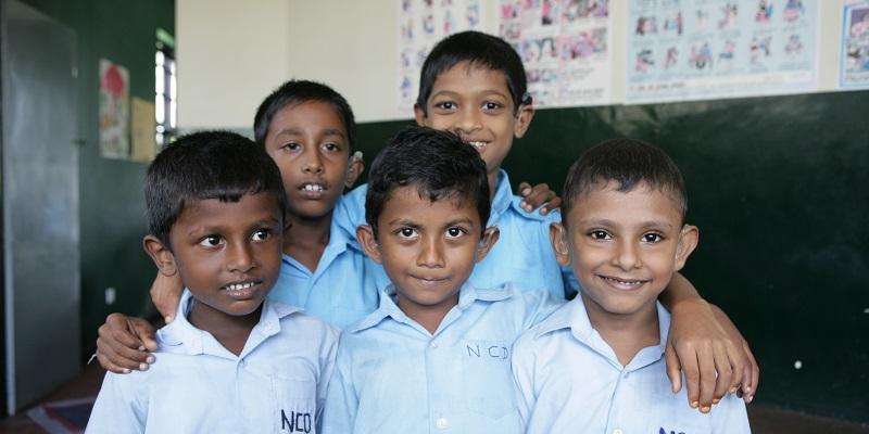 Styrk jeres CSR-profil: Støt fx døveskolen ved Colombo i Sri Lanka