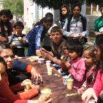 Børn i Dupnitsa i Bulgarien - is til alle