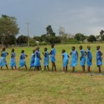 Tscherning A/S har bl.a. betalt for rydning og planering af sportspladsen ved Madera-skolen