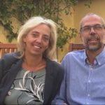 Hans Tophøj Bork og Britta Kruse