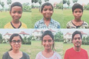 Børnene fra Dip Childrens Campus